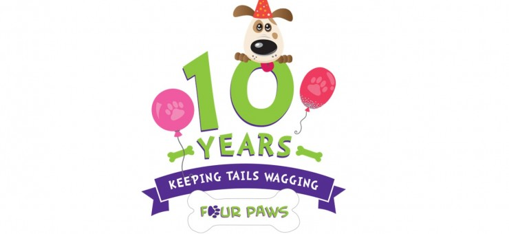 10 years of keeping tails wagging!!!