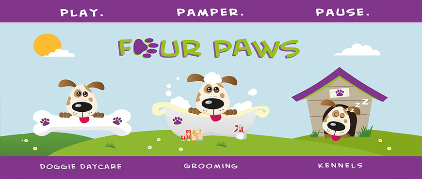 About The Four Paws Family